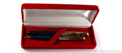 SET PARKER 21 DE LUXE - BLUE